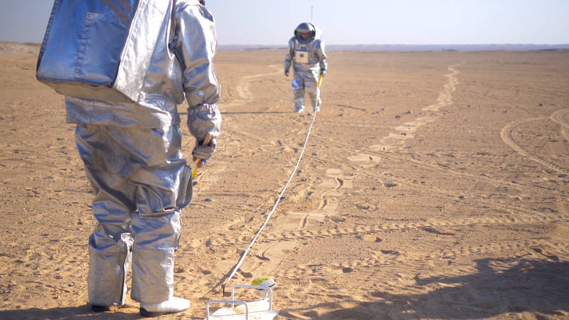 Mars w Omanie