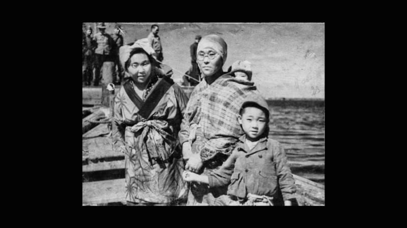 Kadr z filmu Kounachir