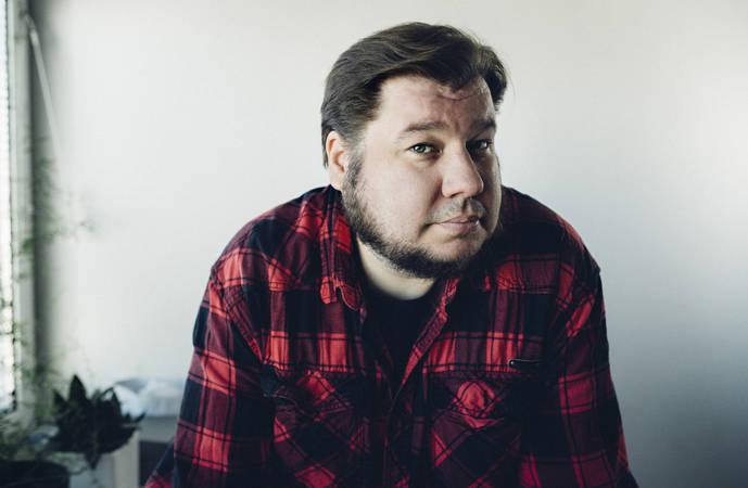 Q&A guest, portret reżysera
