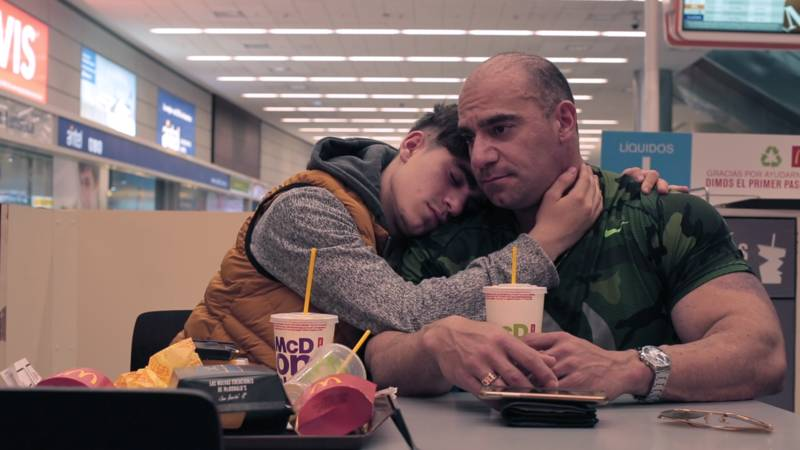 Kadr z filmu Mistrz świata