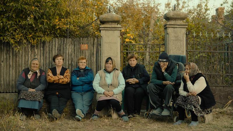 Kadr z filmu God Was Here!