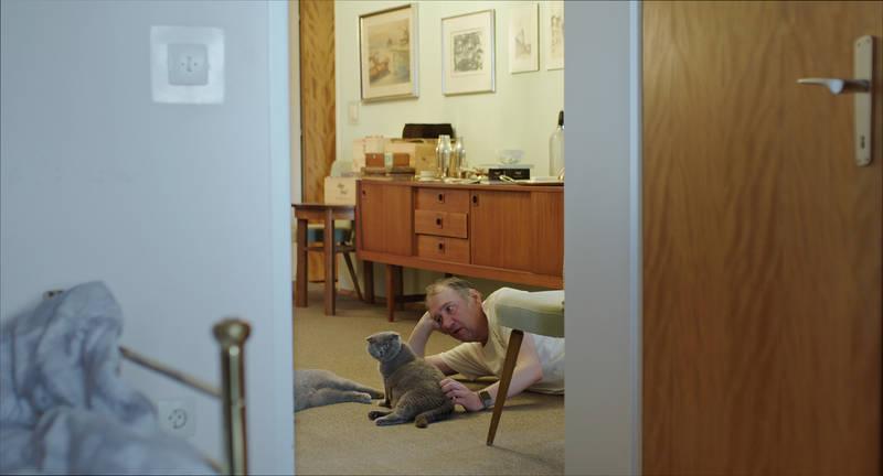 Kadr z filmu W ciemności wszystkie koty są szare