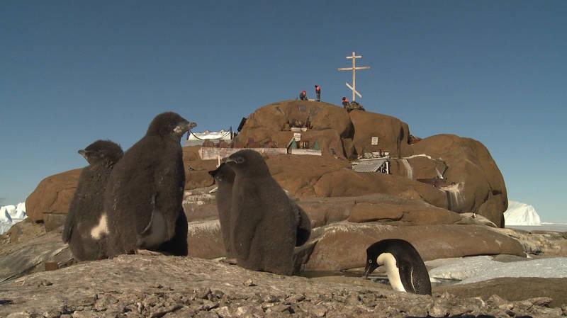 Kadr z filmu Wyspa Buromskiego