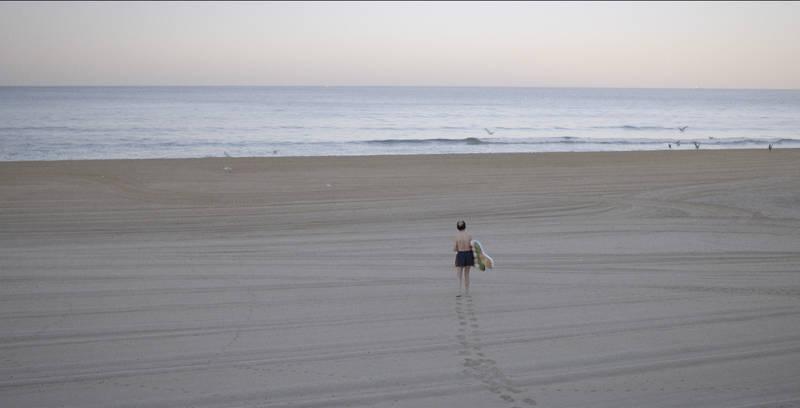 Kadr z filmu Niewidzialny