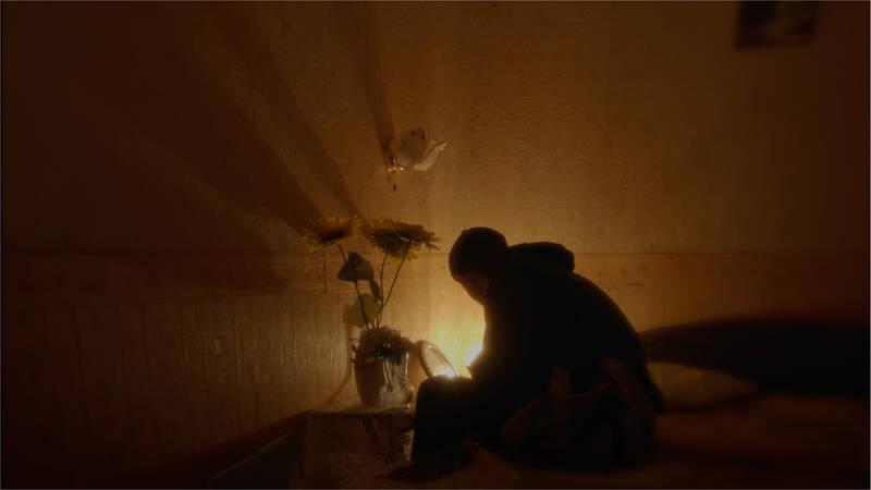 Kadr z filmu Słońce poboczne