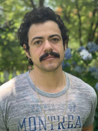 Angelo Madsen Minax, portret reżysera