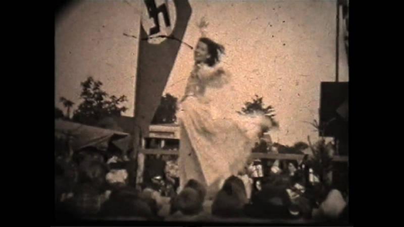 Kadr z filmu Johanna Langefeld. Historia znikania