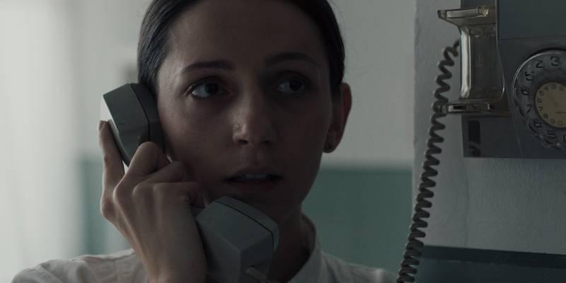 Kadr z filmu Branka