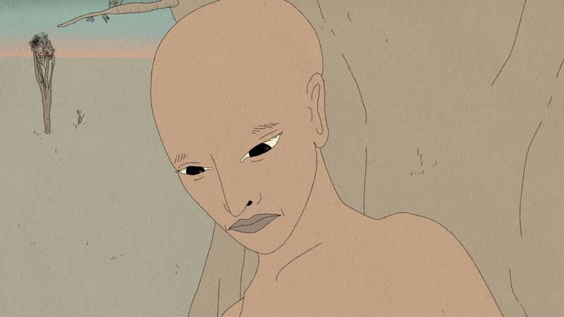 Kadr z filmu Oderwanie