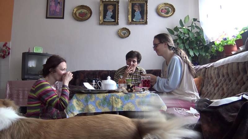 Kadr z filmu Common Place