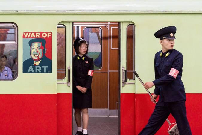 Kadr z filmu Wojna sztuk