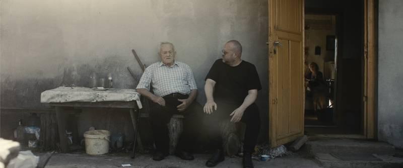 Kadr z filmu Agonia
